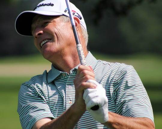 Lee Houtteman was named the official winner of the Michigan PGA Championship, after surviving a sudden-death playoff.