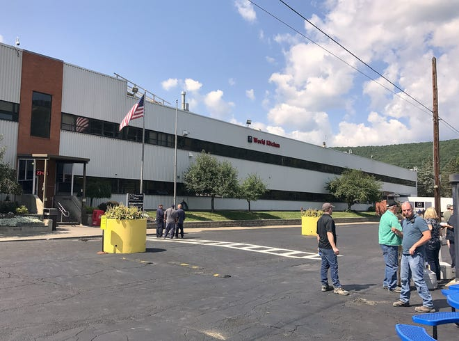 Corelle Brands, formerly World Kitchen, announced Thursday it would invest $50 million in its Corning plant.