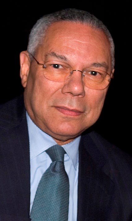 Gen Colin Powell