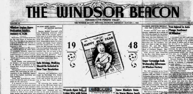 Digital copies of the Windsor Beacon will now be available due to a partnership between the USA TODAY NETWORK and the Clearview Library District.