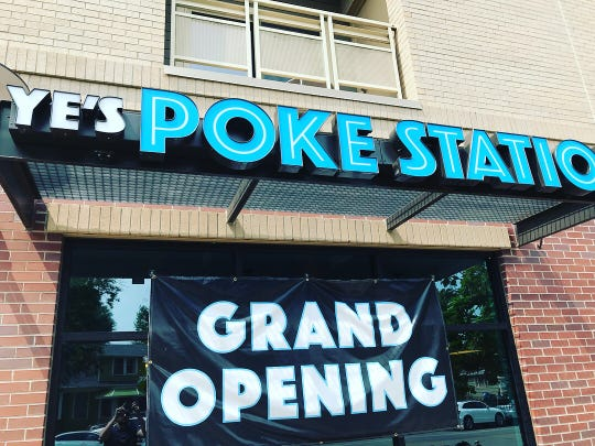 Ye's Poke Station has opened near the Colorado State University campus.