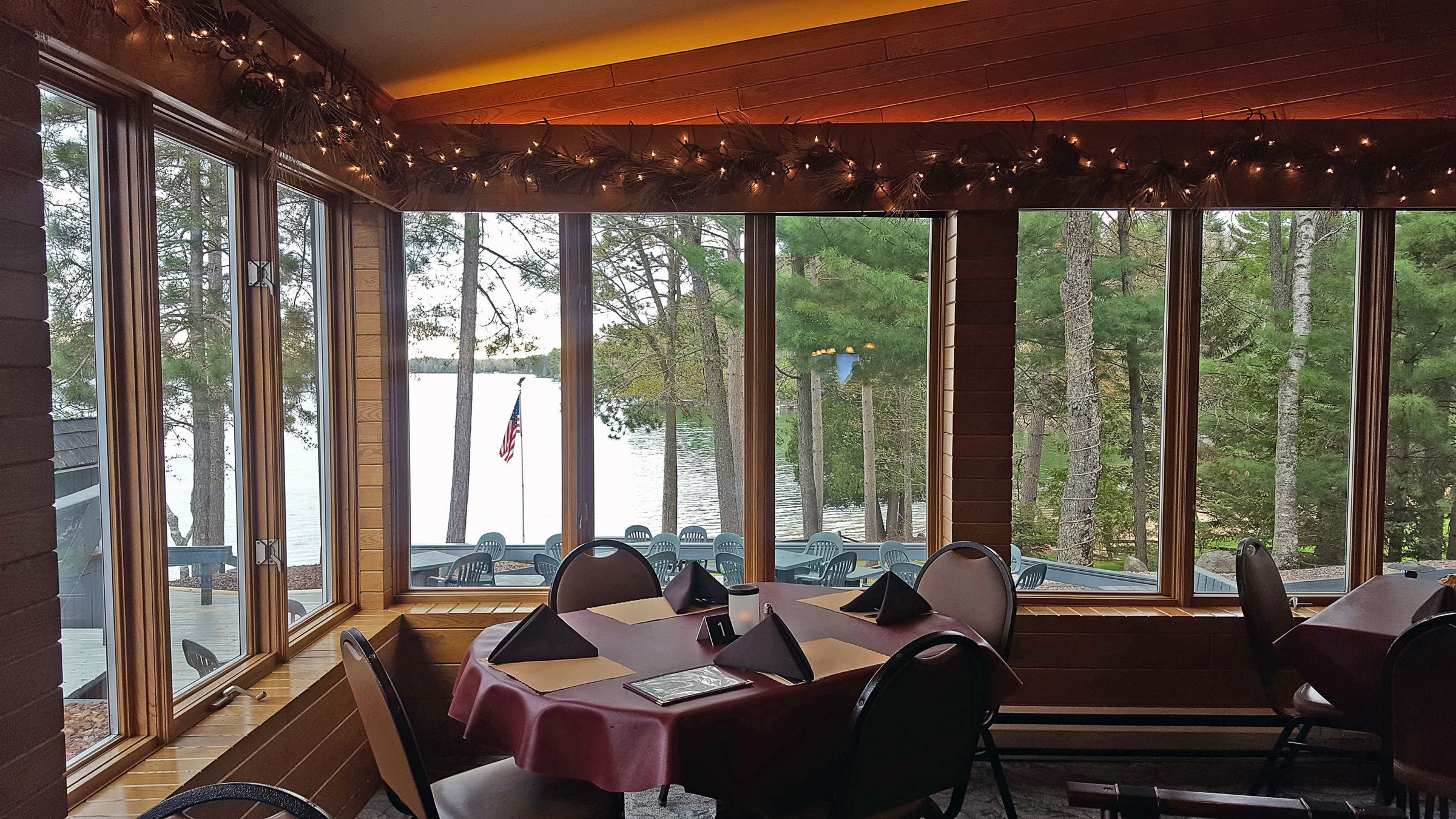 Maiden Lake Supper Club serves up steaks, fish and more at a picturesque perch on Maiden Lake near Mountain in Oconto County.