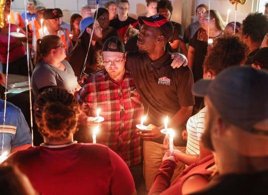 lavon drake candlelight vigil