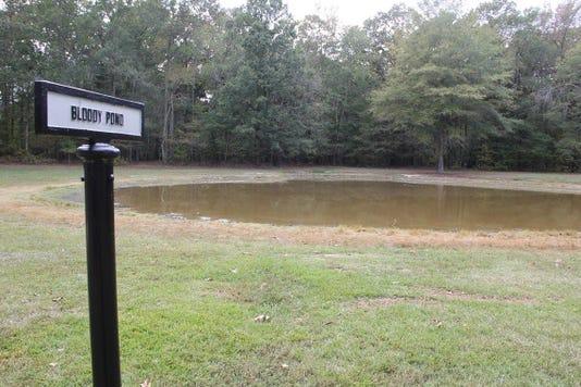 Bloody Pond