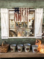 At L&M Landscape Materials & Gift Shop the products change with the season.