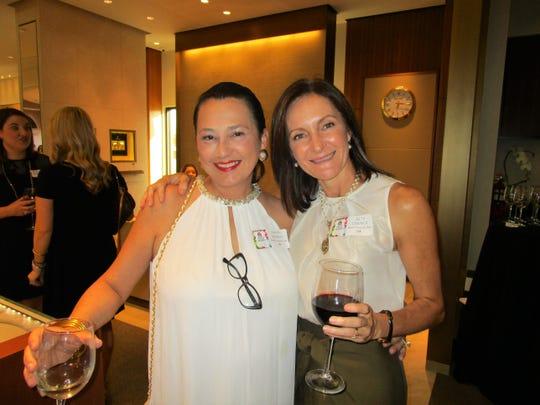 Naomi Maraist and Beth Conner