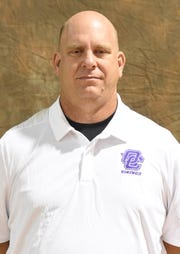 Thomas David has a 14-7 record as the head coach at Opelousas Catholic.