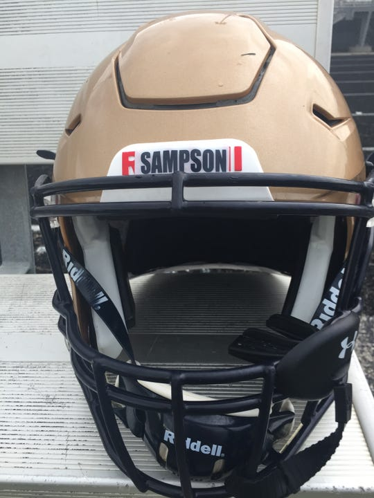 The Lancaster football team will honor longtime equipment manager Bill Sampson this season.