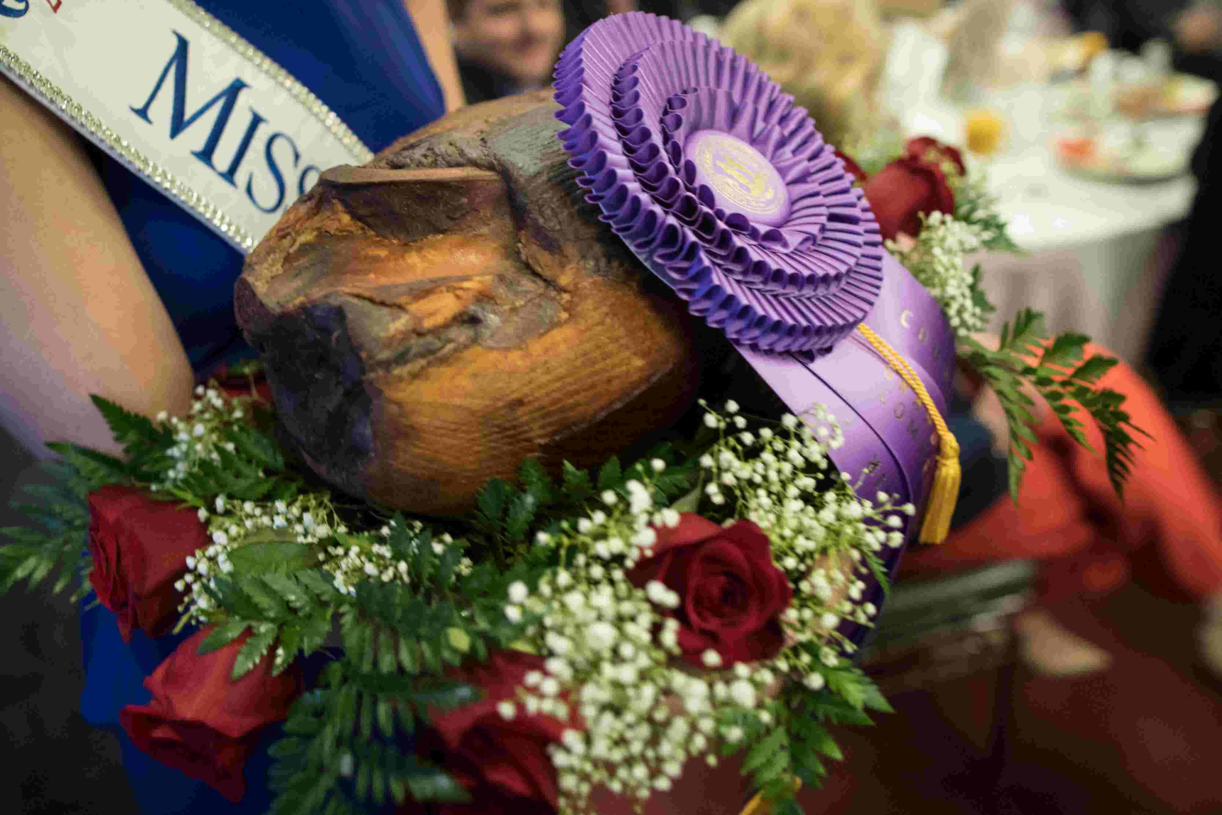 Ham sells for $2.8 million at 2018 Kentucky State Fair
