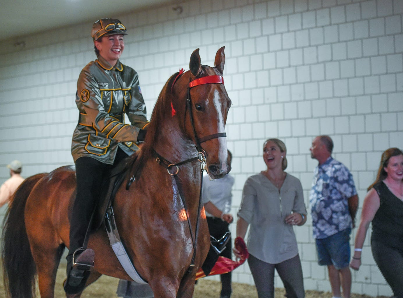 THE GENERAL LEE reserve Amateur Roadster Under Saddle with Brittany McGinnis