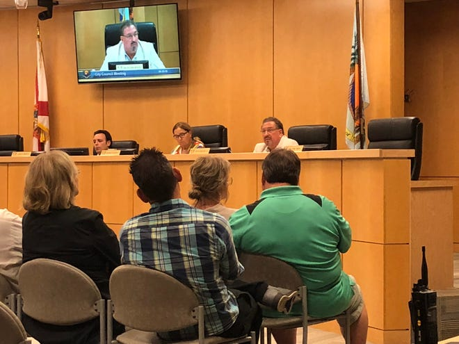 The Marco Island City Council will move forward with background checks on five candidates for its city manager. Once those are completed, the Council will confirm Sept. 4 whether to interview the candidates between Sept. 11-13.