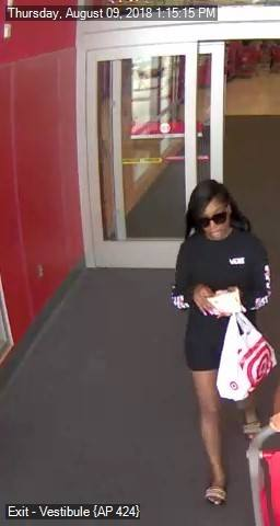 Germantown Cash Credit Card Suspect 1
