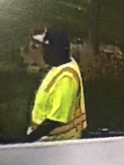 Police warn that this man could be targeting properties that are under construction after he is named a suspect in the cash and credit card thefts that occurred in Germantown earlier this month.