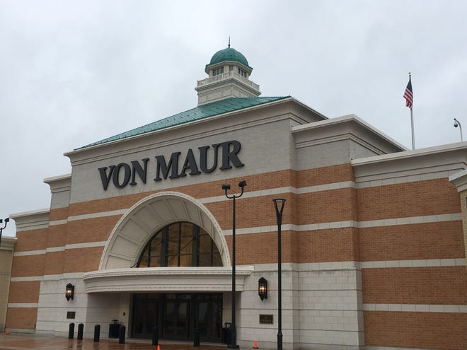 Von Maur opened its first Wisconsin location in 2017 at The Corners of Brookfield.