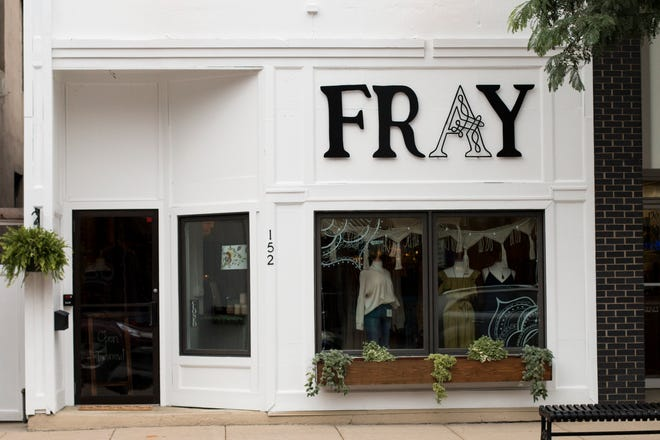 Fray Boutique recently opened at 152 E. Wisconsin Ave., Oconomowoc.
