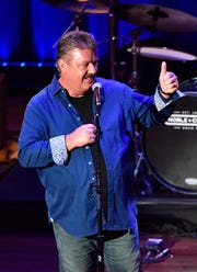 Joe Diffie performs at the 12th annual ACM Honors on Aug. 22, 2018, in Nashville.