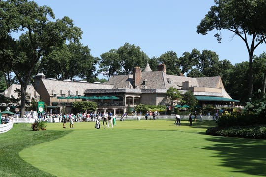 The Ridgewood Country Club home of the  Northern Trust PGA.