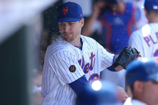 Mlb San Francisco Giants At New York Mets