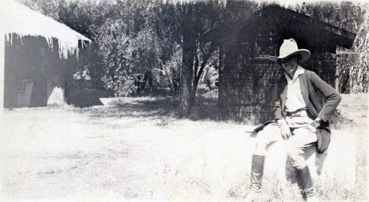61bd4572e5bce Harriet Cody c.1925 (Photo  Palm Springs Historical Society Special to The  Desert Sun)
