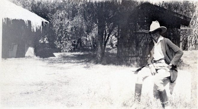 Harriet Cody c.1925