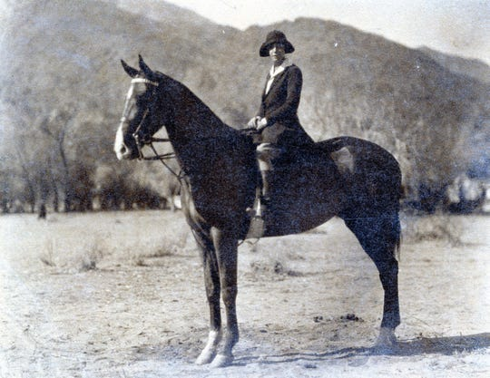 Harriet Cody c.1920