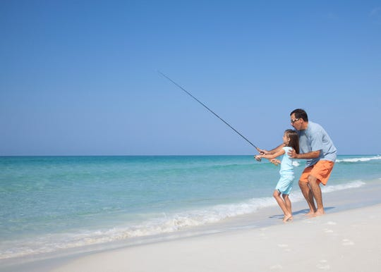 Fall is one of the better seasons to fish in Pensacola and on Pensacola Beach.