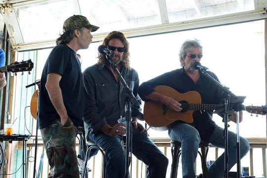 The Pensacola Beach Songwriters Festival runs from Wednesday through Sunday.