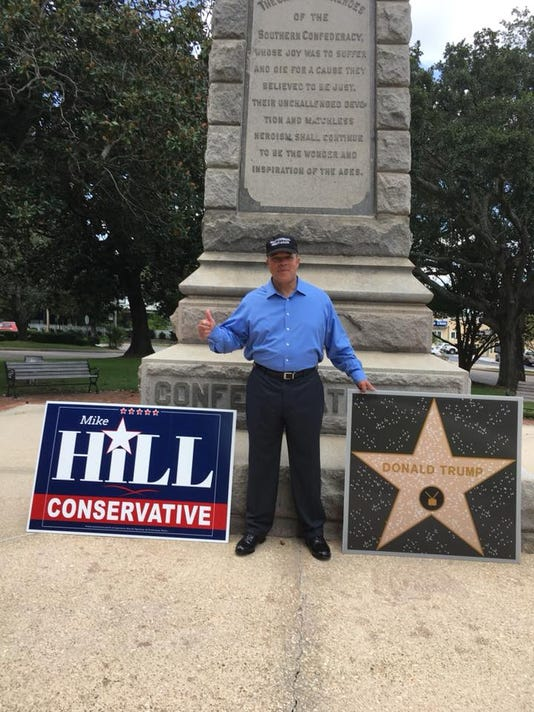 Mike Hill - Trump Star