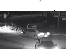 Florida Highway Patrol is searching for a red Chevrolet Camaro believed to be involved in a fatal hit-and-run Aug. 19, 2018.
