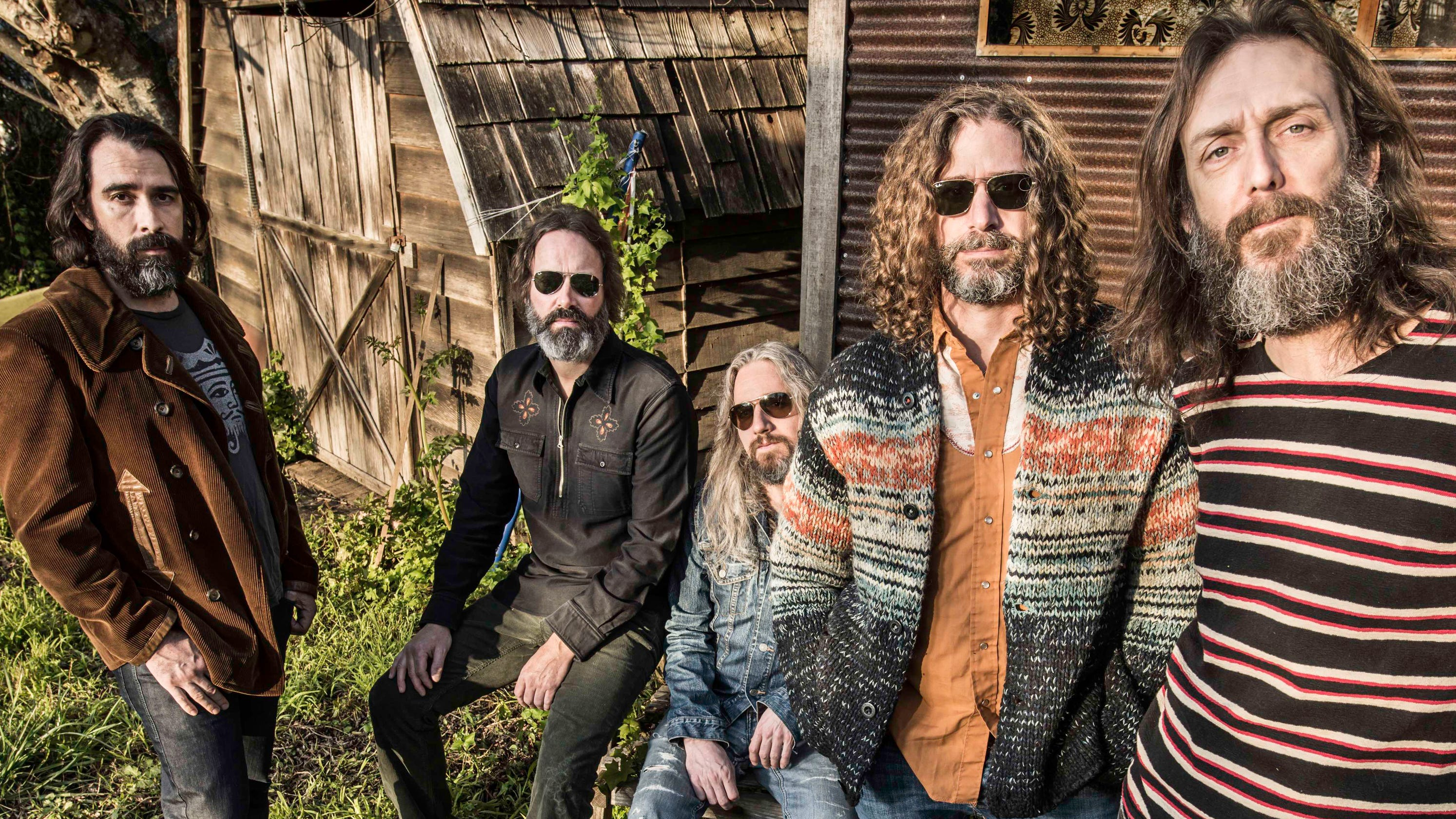 Chris Robinson Brotherhood Makes Pensacola Debut At Vinyl