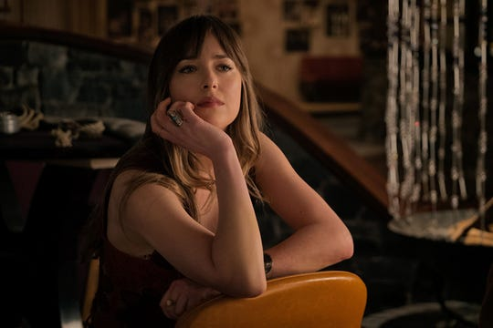 "Dakota Johnson in ""Bad Times at the El Royale"" (Oct. 12)."