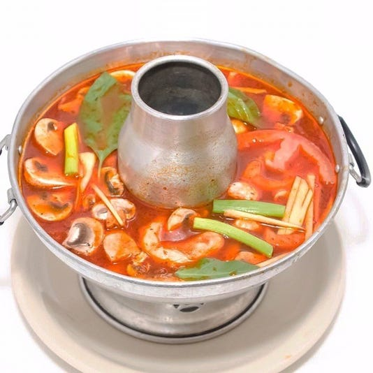 Vegan House seafood hot pot PETA award