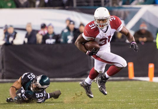 Nfl Arizona Cardinals At Philadelphia Eagles