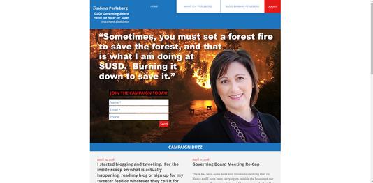 SUSD parody site