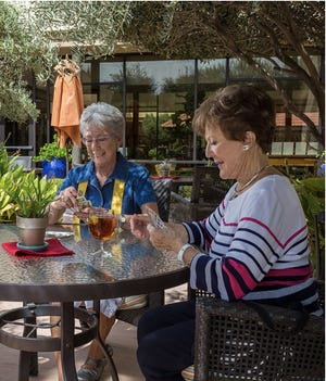 Your current age and physical ability play a part in making the decision to choose a retirement community.