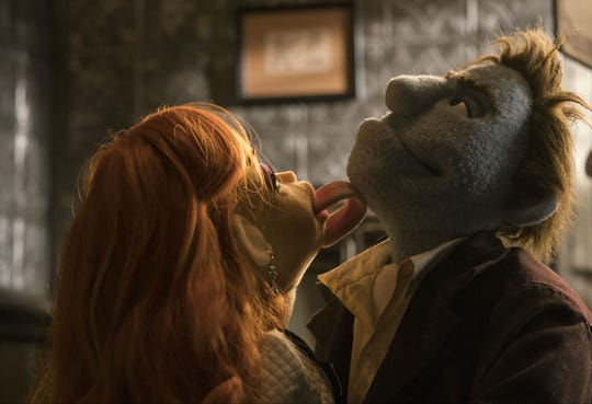 "The cotton stars in ""The Happytime Murders"" aren't your average kid-friendly puppets."