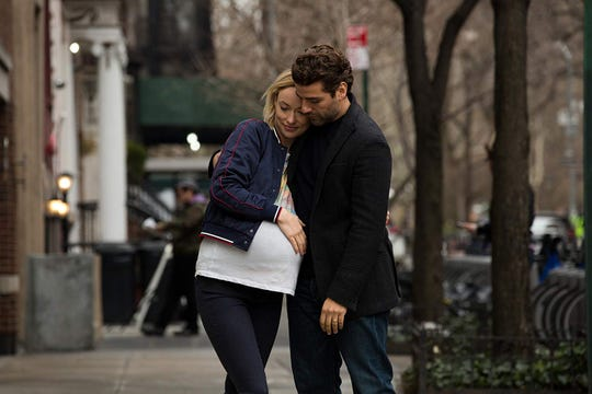 """Oscar Isaac and Olivia Wilde in """"Life Itself"""" (Sept. 21)."""