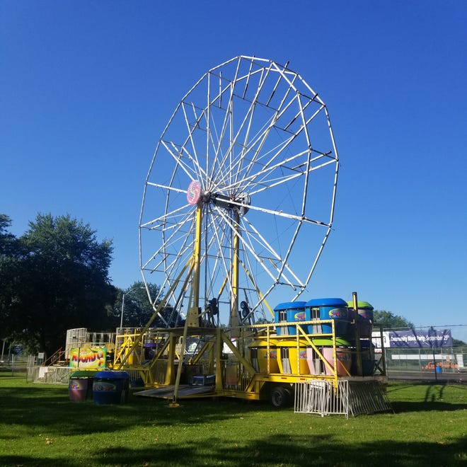 Myerstown celebrates its 250th anniversary with Weekend at the Park, a full-fledged carnival Aug. 24-26.