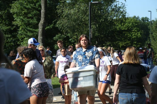 Move In Day At Suny New Paltz