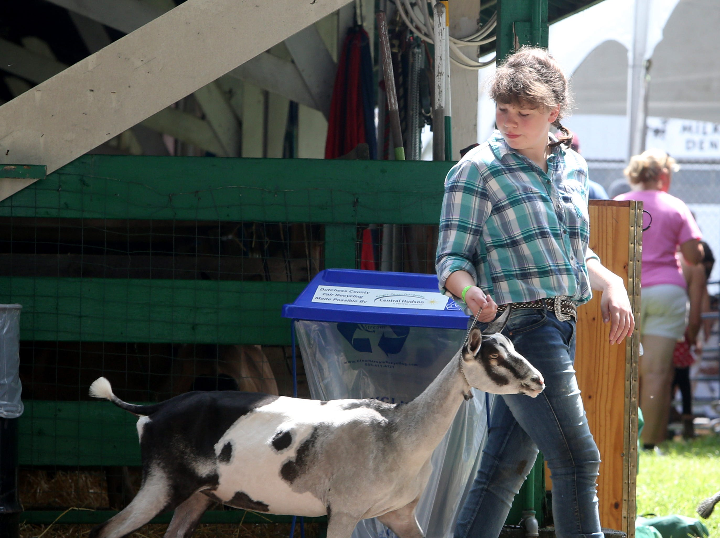Scenes from the Dutchess County Fair in Rhinebeck on August 21 2018.