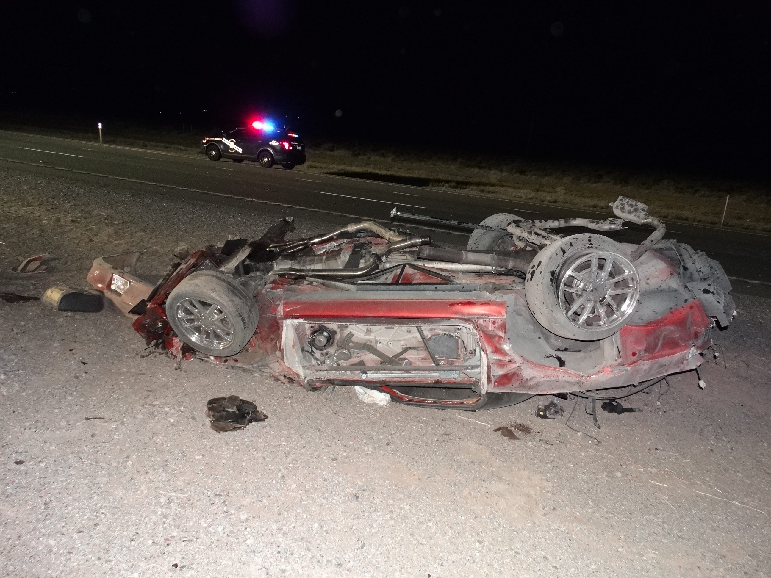 Two killed in Stagecoach accident