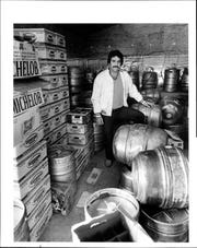 Gary Palumbo, who once owned the Elmgrove Inn.