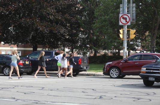Crosswalk AA