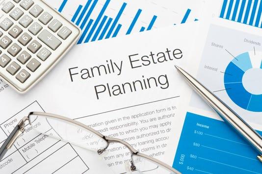 Family Estate Planning Document