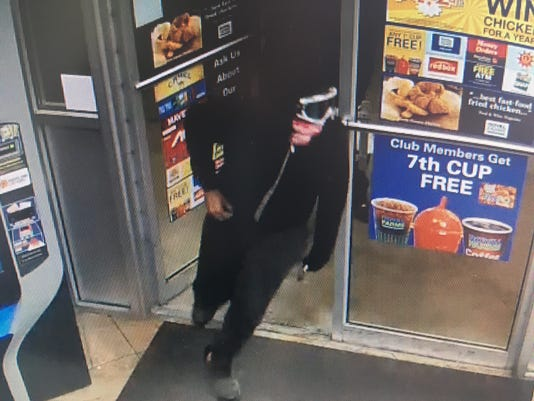 Princess Anne Royal Farms Robbery