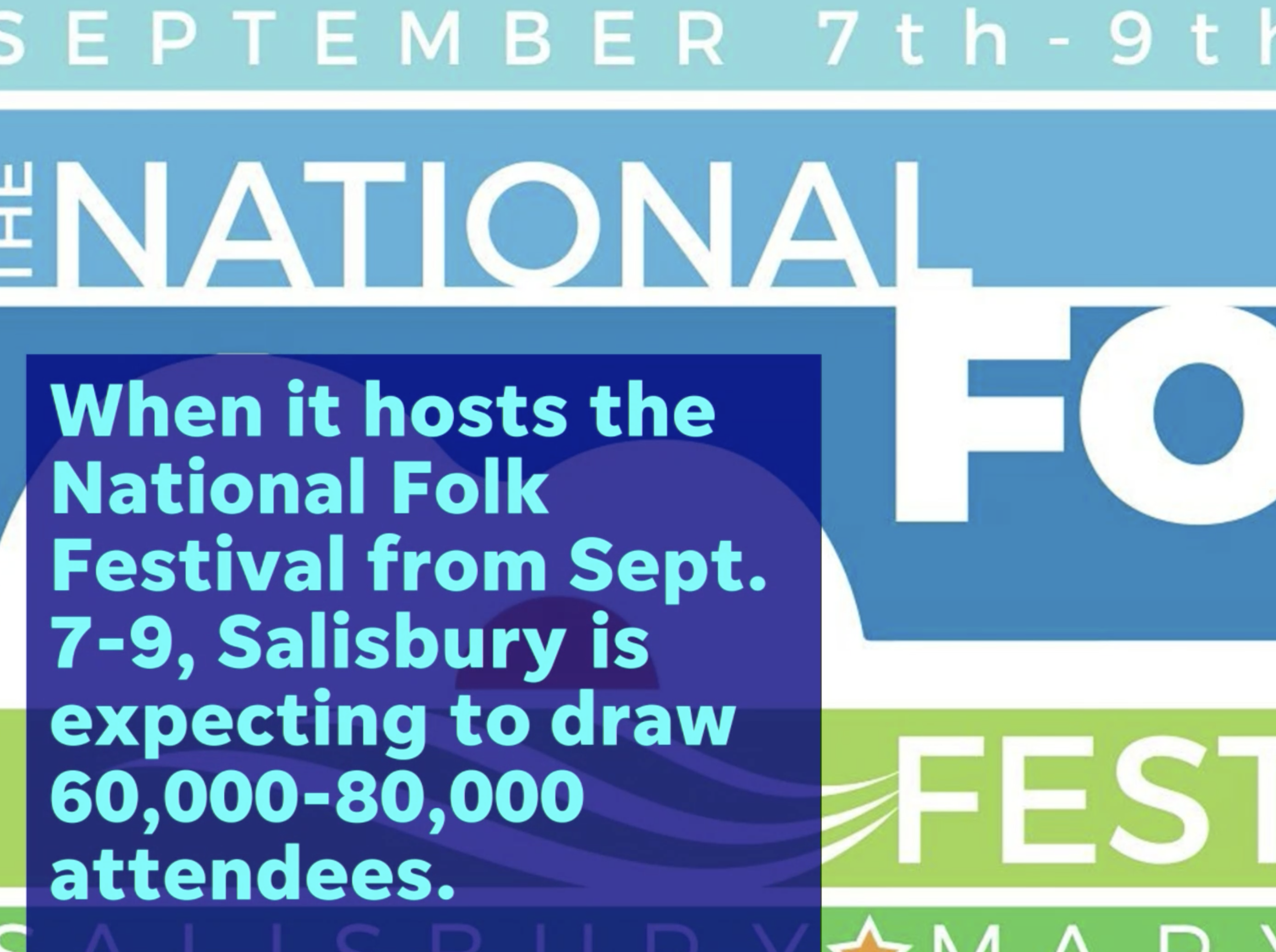 National Folk Festival 2018: What you need to know for Salisbury's big show