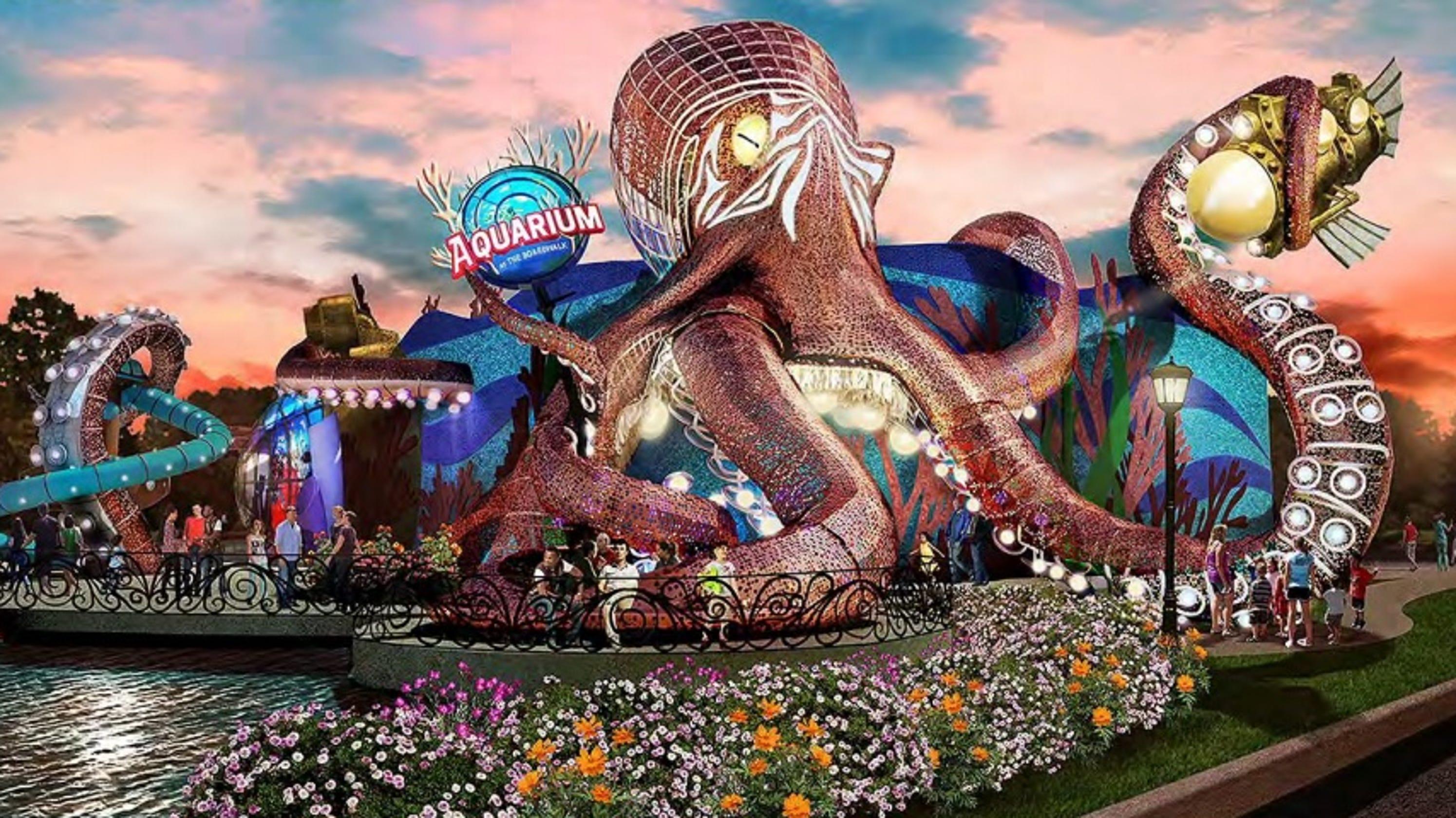 Branson could get aquarium as soon as 2020