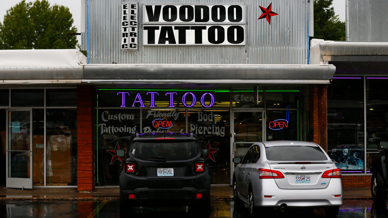Police Seize Marijuana Cocaine From Springfield Tattoo Shop