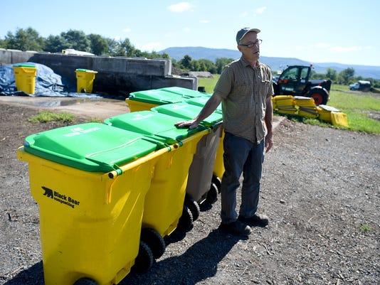 Black Bear Composting