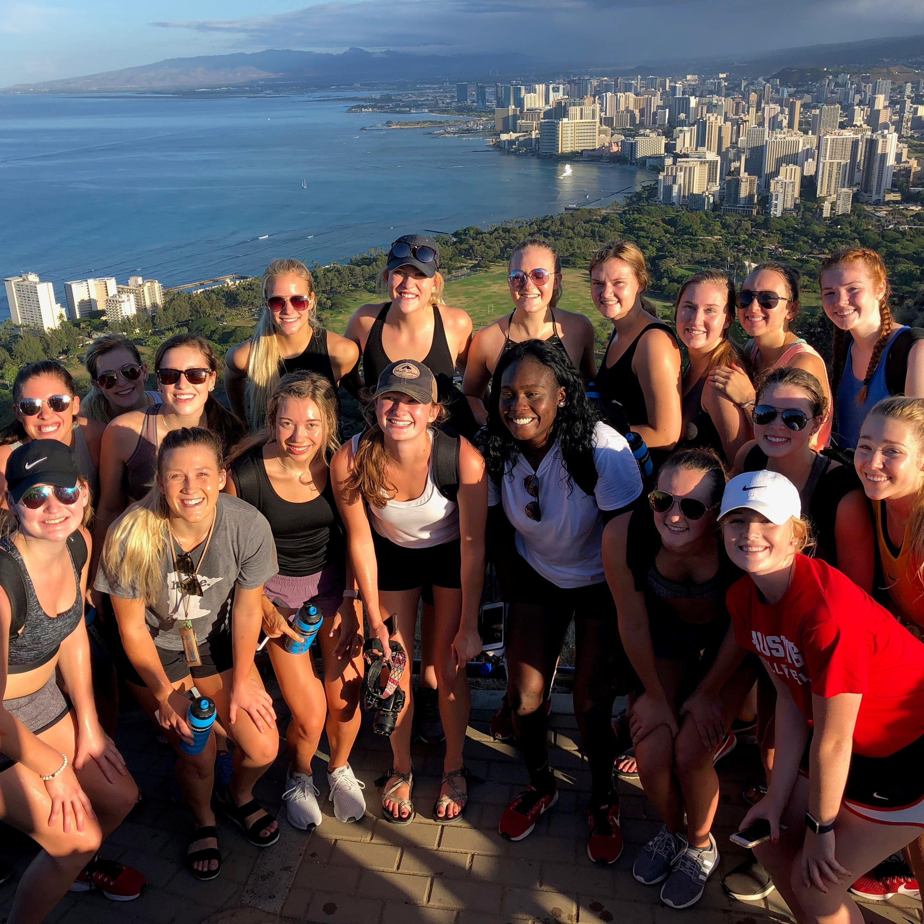 Hurricane Lane delays season-opener for SCSU volleyball team in Hawaii